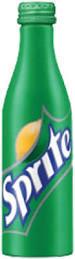 Sprite 8.5 oz. Aluminum Bottles - Case of 24