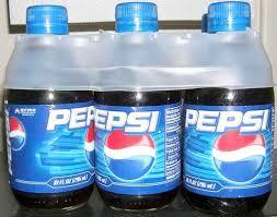 Pepsi -  10 oz. Glass Bottles - Case of 24