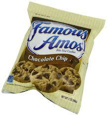 Famous Amos Chocolate Chip 8 Count