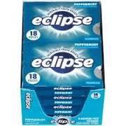 Eclipse Gum Peppermint 8 Count/18 pieces