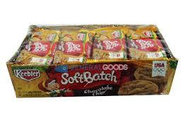 Keebler Soft Batch Chocolate Chip Cookies 12 Count