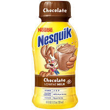 Nesquik 14 oz - Chocolate - Case of 12