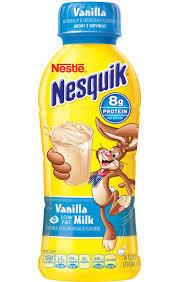 Nesquik 14 oz - Vanilla - Case of 12