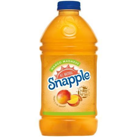 Snapple 64 oz - Mango Madness - Case of 8