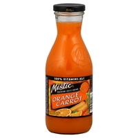 Mistic Orange Carrot 12/16 oz Bottles