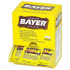Bayer 50/2 count