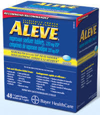Aleve 48/1 count