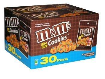 M&M Cookies 30 Count