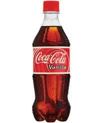 Vanilla Coke - 20 oz - Case of 24