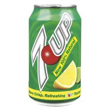 7-UP 12 oz (cans)  Case of 24