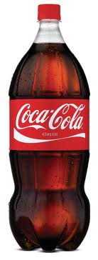 Coke - 2 Liter - Case of 8