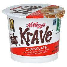 Cereal Cups Krave 6 pack