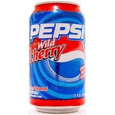 Cherry Pepsi - 12 oz - Case of 24