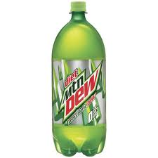 Diet Mountain Dew - 2 Liter - Case of 6