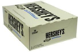 Hershey Cookies & Cream - 36 Count