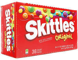 Skittles Original (Red) - 36 Count