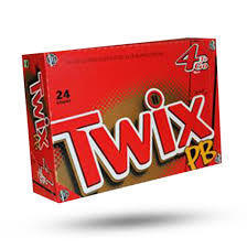 Twix Peanut Butter 24 Count
