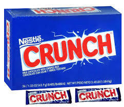Nestle Crunch - 36 Count