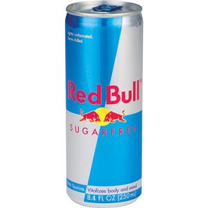 Red Bull - 24/8.4 Oz. Sugar Free