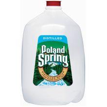 Poland Spring - Distilled 6/1 Gallon