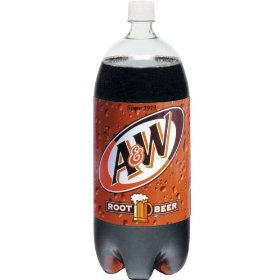 A&W Root Beer 2 Liter - Case of 6