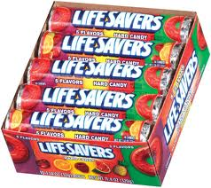 Lifesavers 5-Flavor - 20 Count