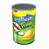 Pringles - Sour Cream (12 Pack of 1.4 oz.)