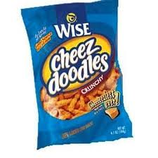 Wise Crunchy Cheez Doodles 72 count