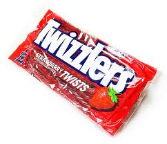 Twizzler Strawberry - 18 Count