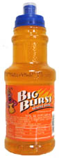 Big Burst 16 oz - Orange - Case of 24