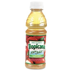 Tropicana 16 oz Apple Case of 12