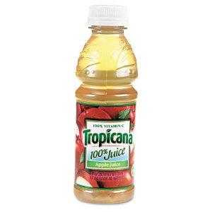 Tropicana 10 oz. Apple Case of 24