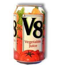 V8 - Cans 24/11.5 oz
