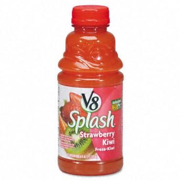 V8 - Splash Kiwi Strawberry 12/16 oz.