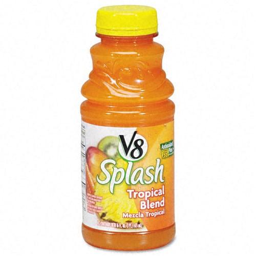 V8 - Splash Tropical 12/16 oz.