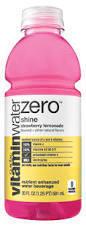Glaceau Vitamin Water 20 oz - Diet Shine (Strawberry Lemonade) - Case of 24