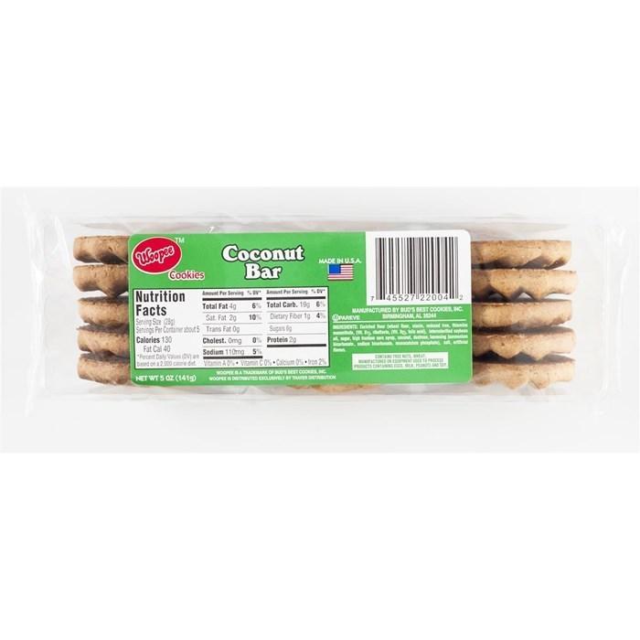 Whoopie Coconut Bar Cookies 12/5 Oz. Count