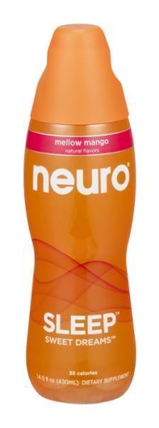 Neuro Sleep Mellow Mango 12/14.5 Oz