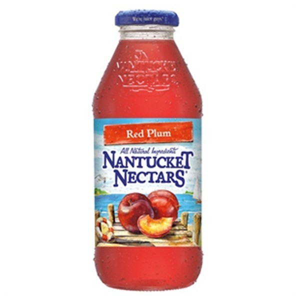 Nantucket 16 oz - Red Plum Cocktail - Case of 12