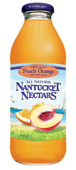 Nantucket 16 oz - Peach Orange - Case of 12