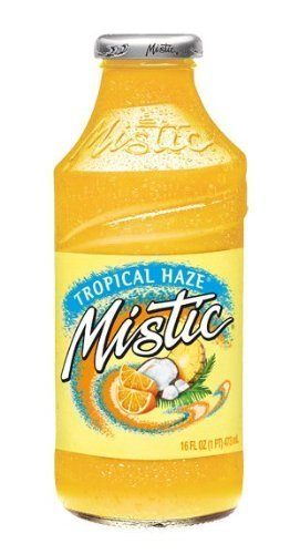 Mistic 16 oz - Tropical Haze - Case of 24
