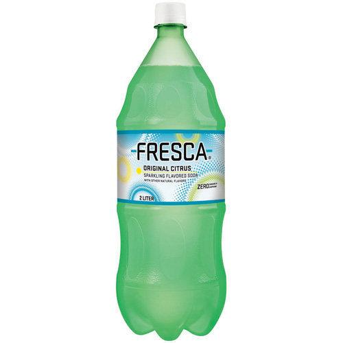Fresca 2 Liter  Case of 8