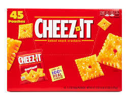 Cheeze It 45 Count 1.5 OZ