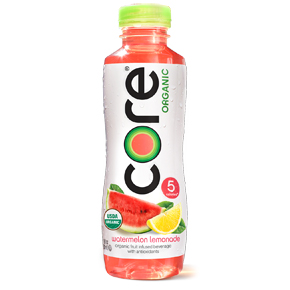 Core Organic Watermelon Lemonade 12/18 oz