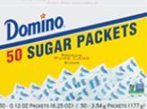 Domino P.C. Sugar 12/50 Count