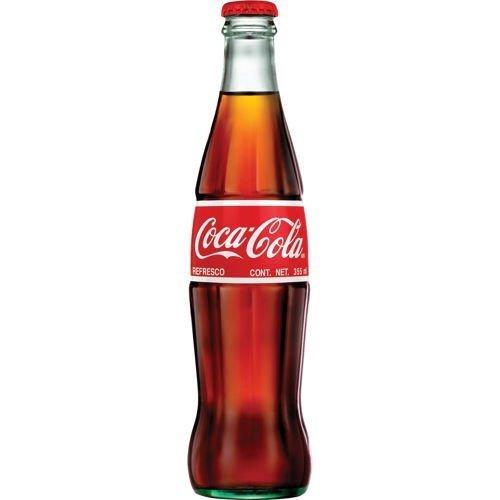 Mexican Coke 12 oz. Glass Bottles Case of 24
