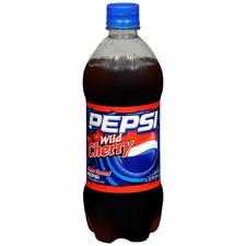 Cherry Pepsi - 20 oz - Case of 24