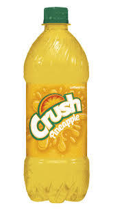 Crush Pineapple - 20 oz - Case of 24