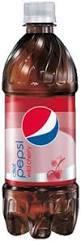 Diet Cherry Pepsi - 20 oz - Case of 24
