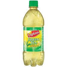 Lipton Green Tea - 20 oz - Case of 24